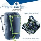 Mochila Portacuerdas Escalada Gravity Motion Deuter
