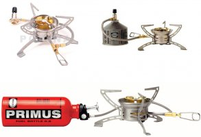 Hornillo Multicombustible Omnifuel+ Fuel Bottle Primus