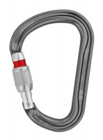Mosquetón Petzl William Manual