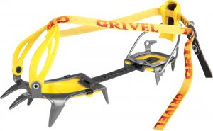 Crampones Travesia Grivel G-10
