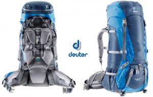 Aircontact 65+10 Deuter Backpack