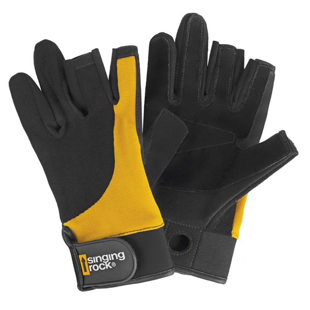 Falconer Glove Tactical Ferrata Siging Rock